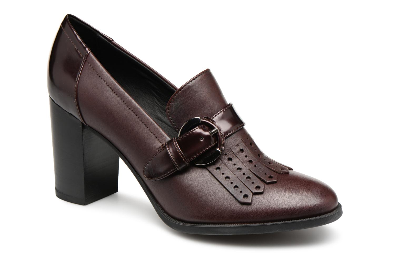 Geox D Heriete H.B D748MB (Bordeaux) - Escarpins en Más cómodo Dernières chaussures discount pour hommes et femmes