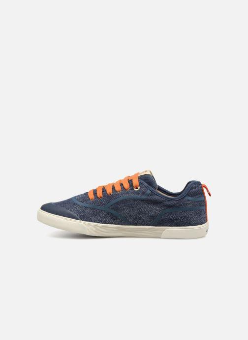 Sneaker Geox J Kilwi B. T J72A7T blau ansicht von vorne