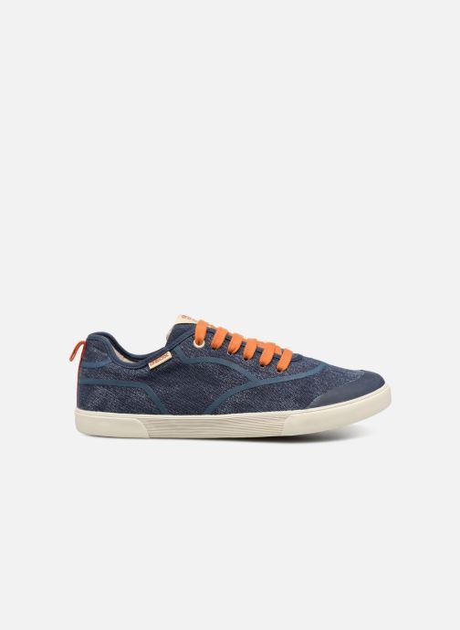 Sneaker Geox J Kilwi B. T J72A7T blau ansicht von hinten