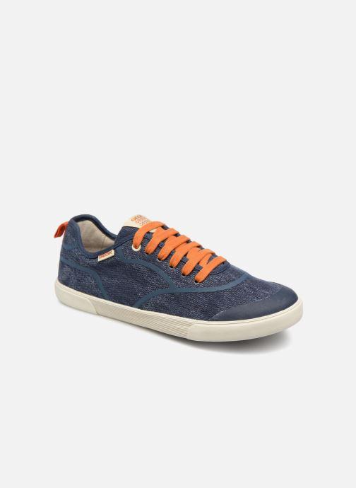 Sneaker Geox J Kilwi B. T J72A7T blau detaillierte ansicht/modell