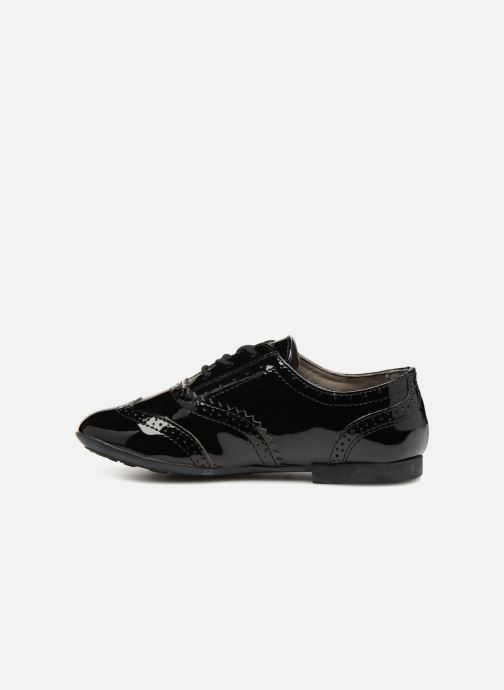 Chaussures à lacets Geox J Plie' A - J5455A Noir vue face