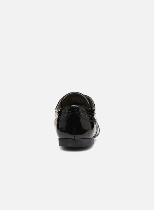 Chaussures à lacets Geox J Plie' A - J5455A Noir vue droite