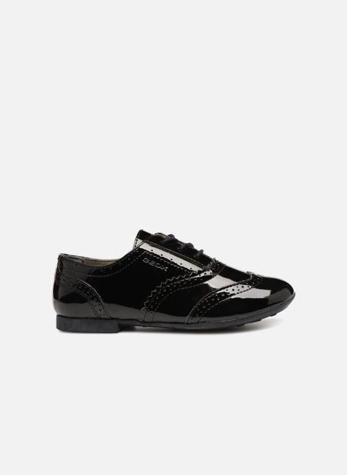 Chaussures à lacets Geox J Plie' A - J5455A Noir vue derrière