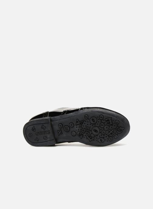 Chaussures à lacets Geox J Plie' A - J5455A Noir vue haut
