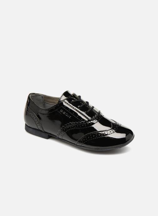 Chaussures à lacets Geox J Plie' A - J5455A Noir vue détail/paire