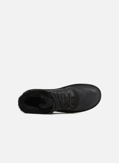 Sneakers Camper Beetle K400096 Nero immagine sinistra