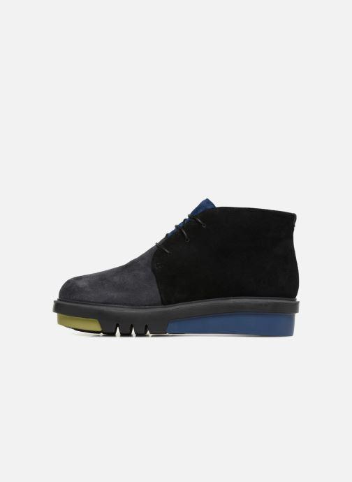Bottines et boots Camper Marta K400262 Noir vue face