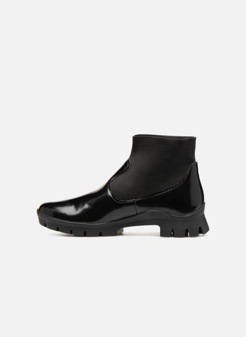 Stiefeletten & Boots Camper Tomorrow K400046 schwarz ansicht von vorne
