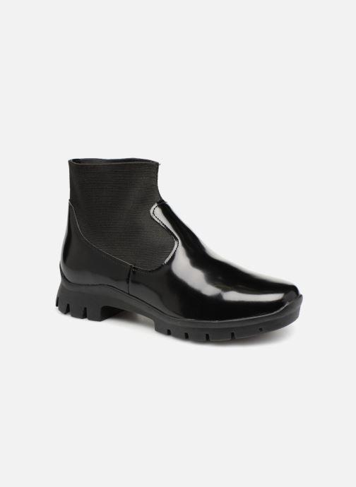 Ankelstøvler Camper Tomorrow K400046 Sort detaljeret billede af skoene