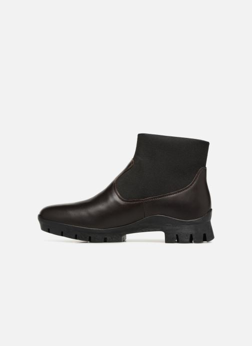 Ankle boots Camper Tomorrow K400046 Black front view