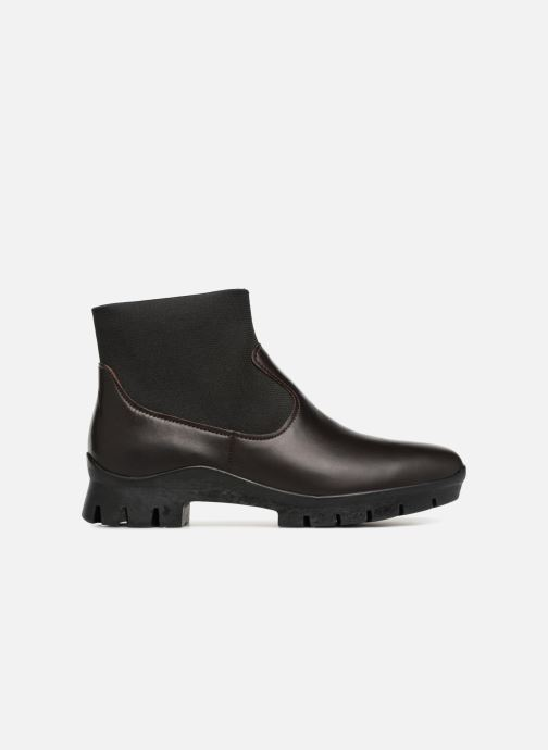 Ankle boots Camper Tomorrow K400046 Black back view