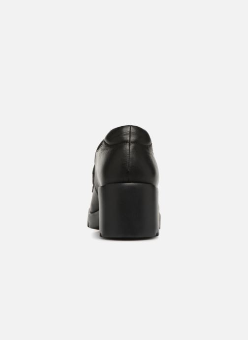 Loafers Camper Wanda K200244 Black view from the right