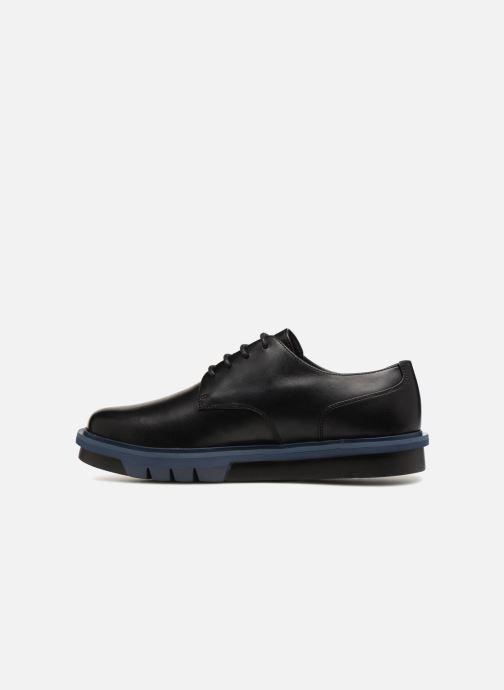 Chaussures à lacets Camper Mateo K100149 Noir vue face