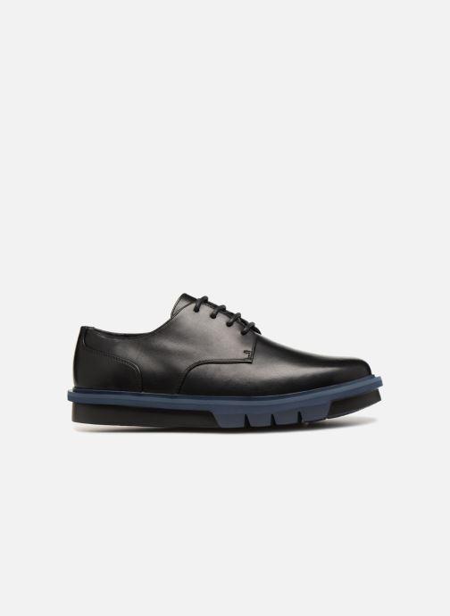 Chaussures à lacets Camper Mateo K100149 Noir vue derrière