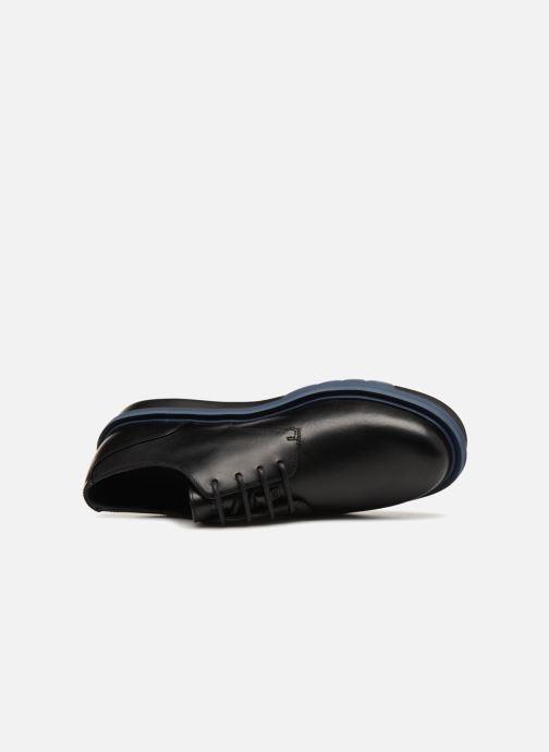 Chaussures à lacets Camper Mateo K100149 Noir vue gauche
