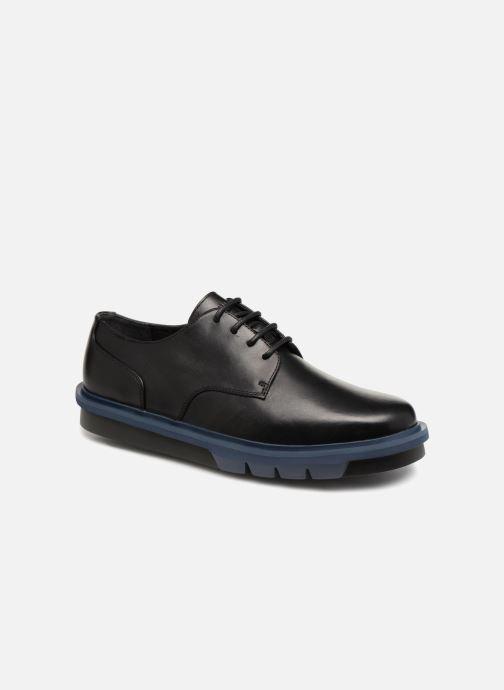 Chaussures à lacets Camper Mateo K100149 Noir vue détail/paire