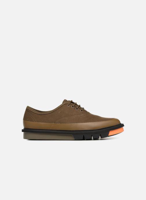 Chaussures à lacets Camper Mateo K100184 Vert vue derrière