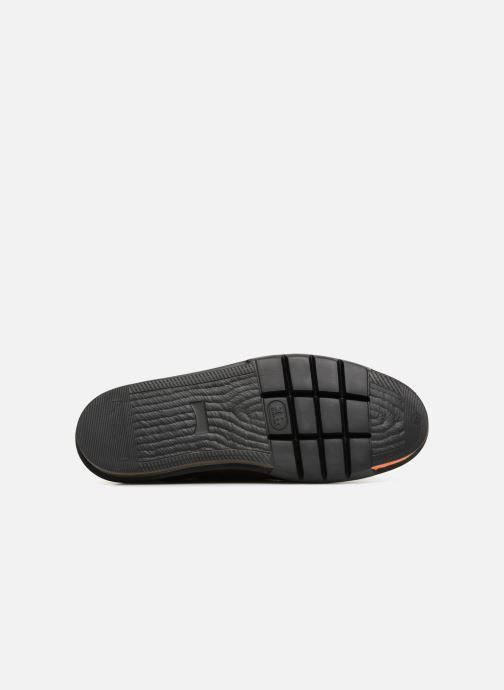 Chaussures à lacets Camper Mateo K100184 Vert vue haut