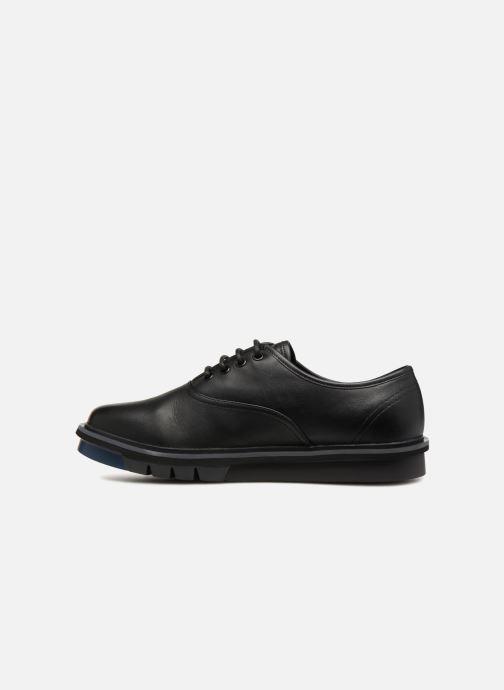 Chaussures à lacets Camper Mateo K100236 Noir vue face
