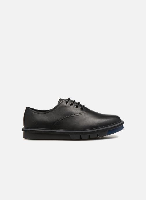 Chaussures à lacets Camper Mateo K100236 Noir vue derrière