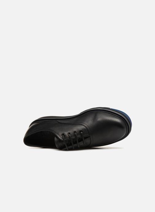 Chaussures à lacets Camper Mateo K100236 Noir vue gauche