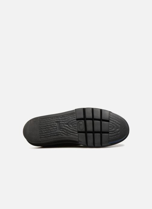 Chaussures à lacets Camper Mateo K100236 Noir vue haut