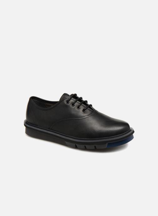 Chaussures à lacets Camper Mateo K100236 Noir vue détail/paire