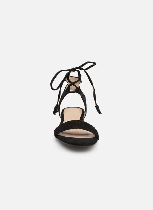 Sandali e scarpe aperte I Love Shoes Golice Nero modello indossato