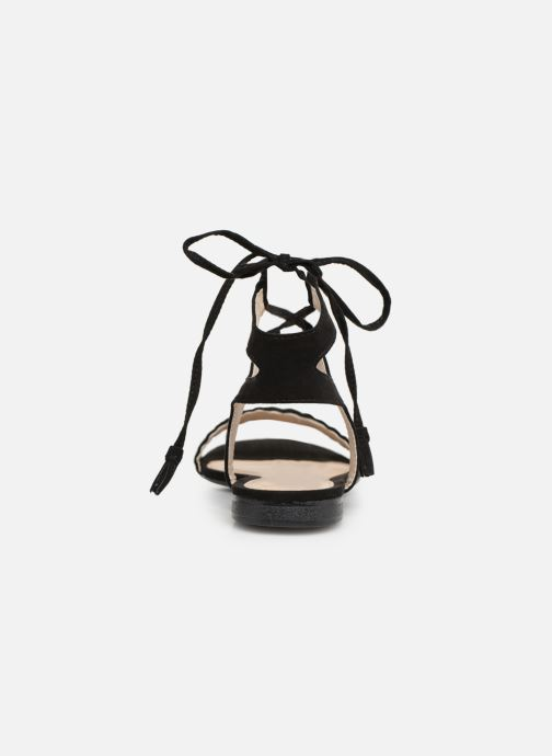 Sandali e scarpe aperte I Love Shoes Golice Nero immagine destra