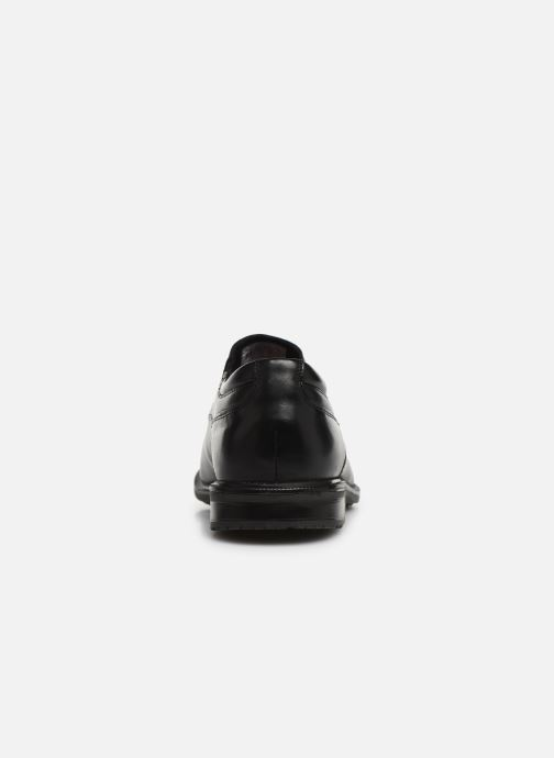 Mocassins Rockport Esntial Dtl II Bike So Noir vue droite