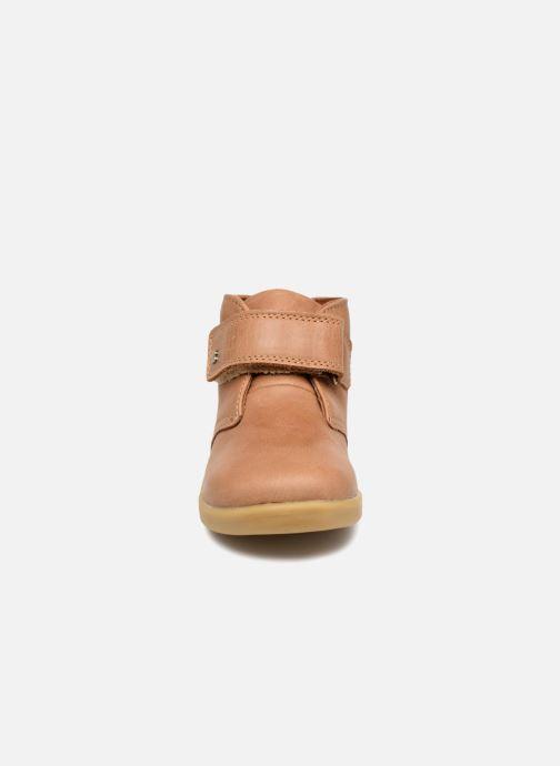 Bottines et boots Bobux I Walk 6252 Marron vue portées chaussures