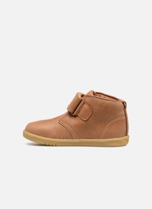 Bottines et boots Bobux I Walk 6252 Marron vue face