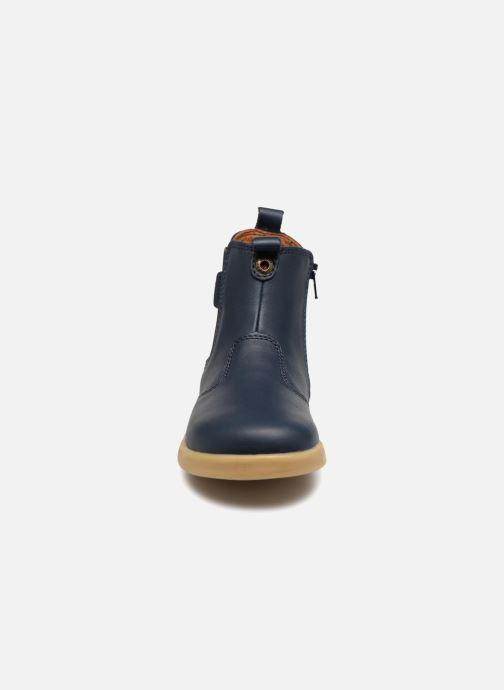 Bottines et boots Bobux Kids+ 6208/ I Walk 8300 Bleu vue portées chaussures