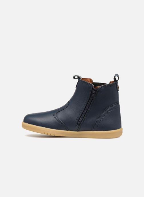 Bottines et boots Bobux Kids+ 6208/ I Walk 8300 Bleu vue face