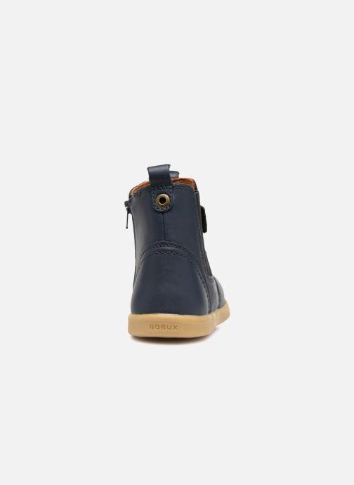 Bottines et boots Bobux Kids+ 6208/ I Walk 8300 Bleu vue droite