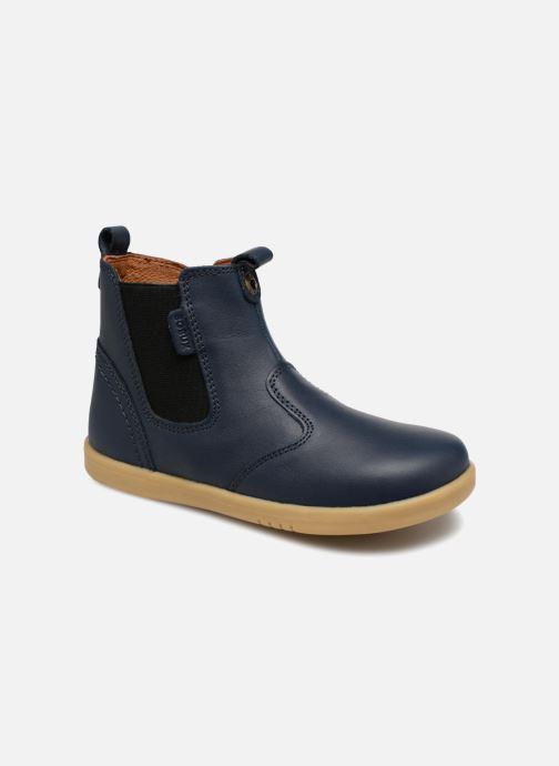 Bottines et boots Bobux Kids+ 6208/ I Walk 8300 Bleu vue détail/paire
