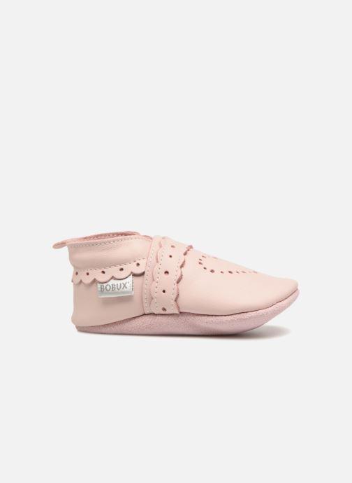 Pantoffels Bobux Classics Roze achterkant