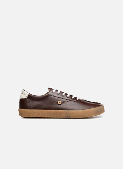 Sneakers Faguo Albizia03 Brun bild från baksidan