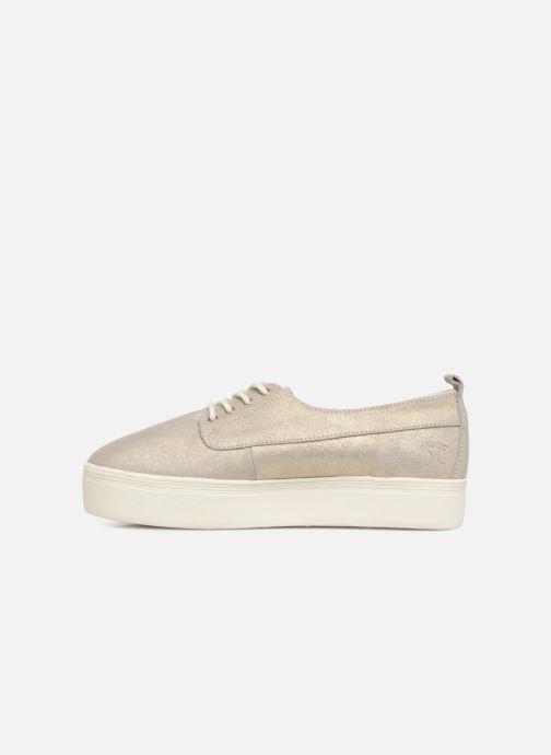 Sneakers Faguo Figlone03 Goud en brons voorkant