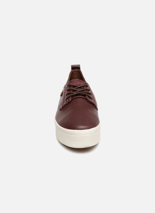 Sneakers Faguo Figlone03 Viola modello indossato