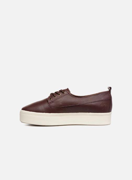 Sneakers Faguo Figlone03 Viola immagine frontale
