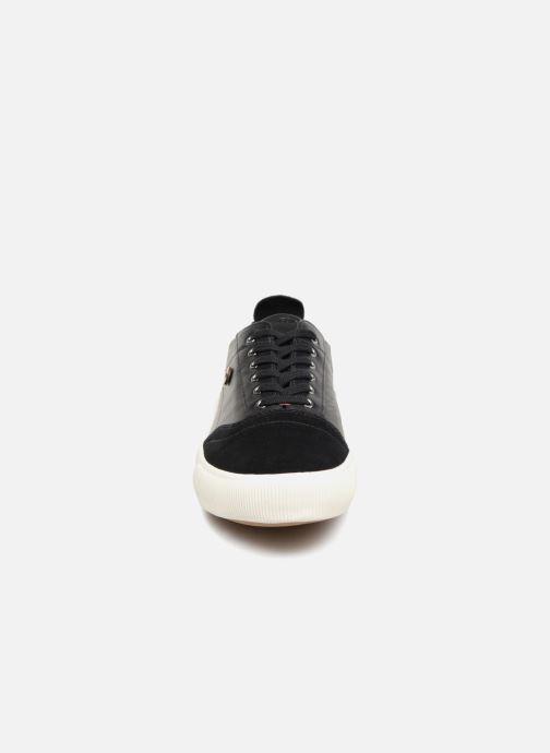 Baskets Faguo Meranti32 Gris vue portées chaussures
