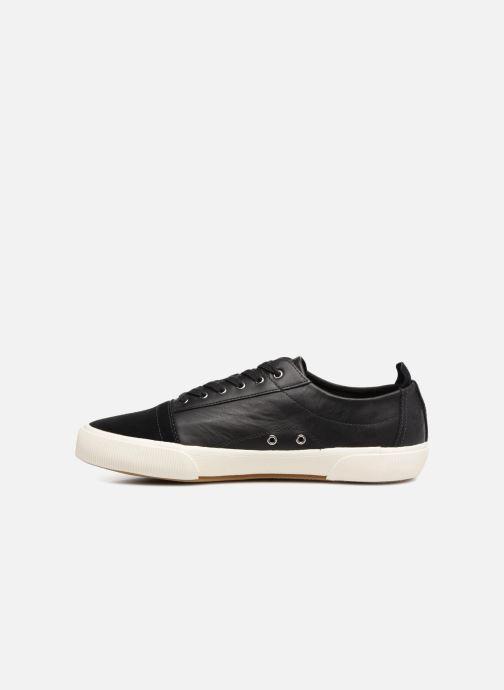 Sneaker Faguo Meranti32 grau ansicht von vorne