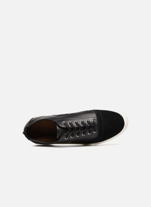 Sneaker Faguo Meranti32 grau ansicht von links