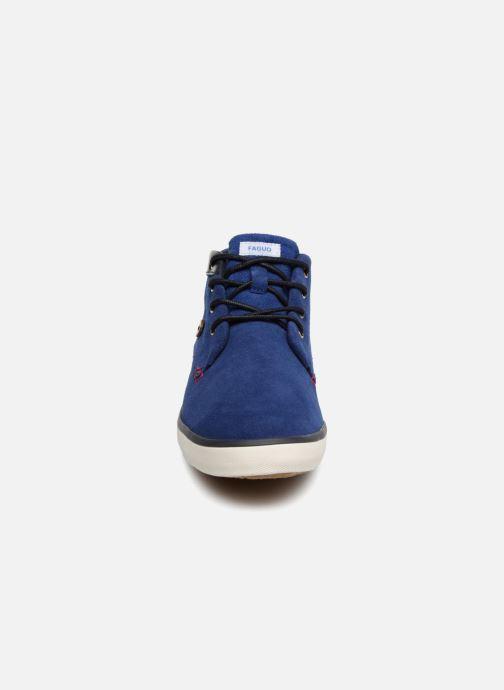 Baskets Faguo Wattle02 Bleu vue portées chaussures