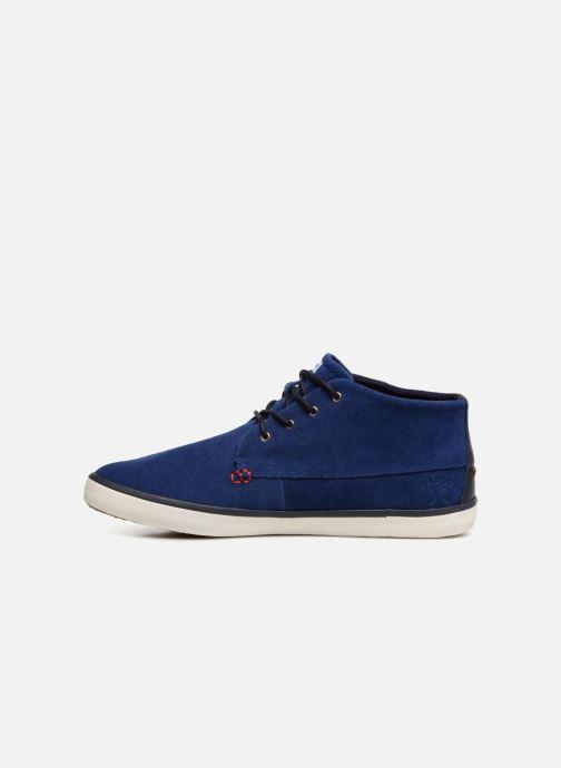 Sneakers Faguo Wattle02 Blauw voorkant