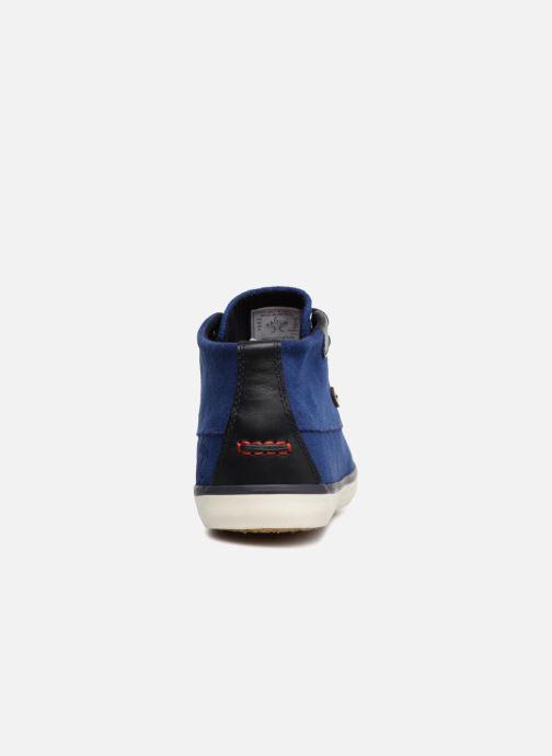 Baskets Faguo Wattle02 Bleu vue droite