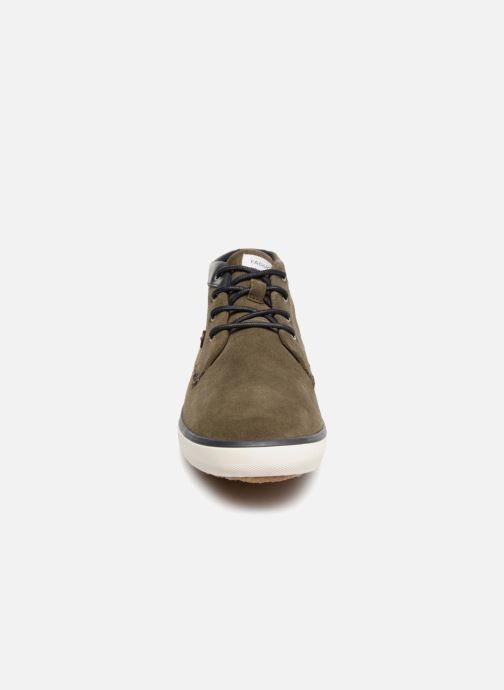 Sneaker Faguo Wattle02 grün schuhe getragen