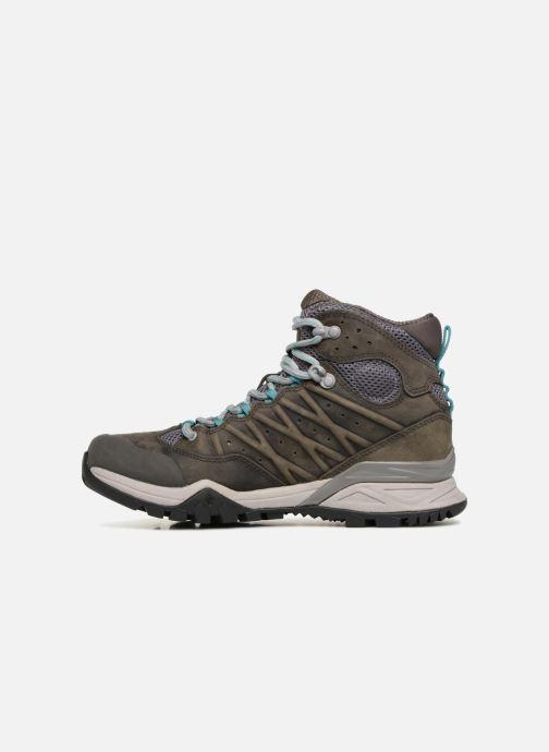 Chaussures de sport The North Face Hedgehog Hike III GTX W Gris vue face