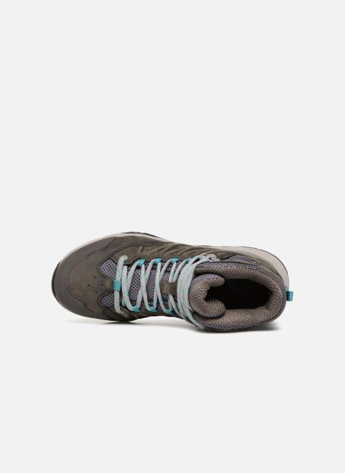 Chaussures de sport The North Face Hedgehog Hike III GTX W Gris vue gauche
